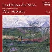 Les délices du piano, Vol. 3 by Peter Aronsky