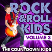 Rock & Roll Kids, Vol. 3 by The Countdown Kids