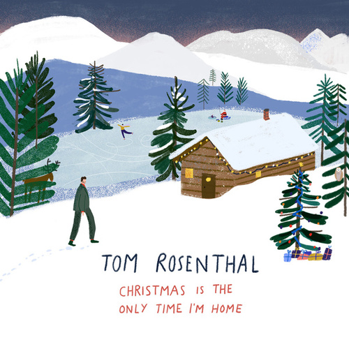 The Only Time I'm Home de Tom Rosenthal