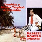 Cumbias y Música Tropical de Colombia de Various Artists