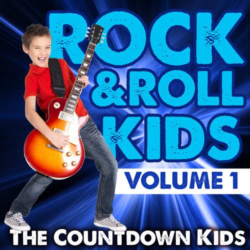 Rock & Roll Kids, Vol. 1 de The Countdown Kids