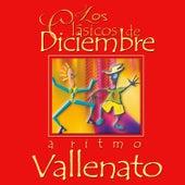 Los Clásicos de Diciembre a Ritmo Vallenato de Various Artists