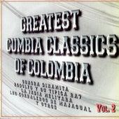 Greatest Cumbia Classics Of Colombia, Vol. 2 de Various Artists