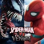 Venom vs Spiderman de Kronno Zomber