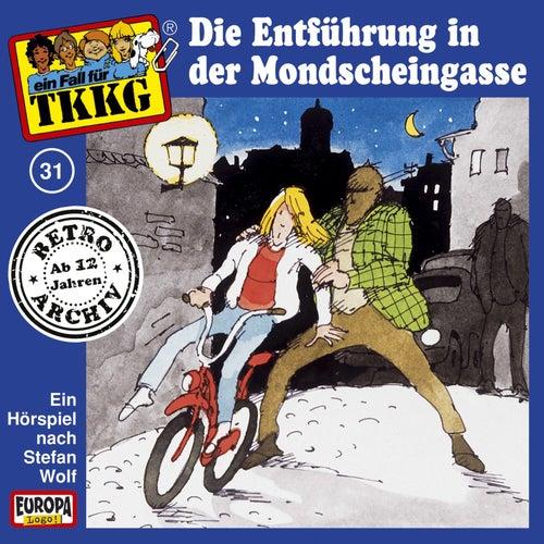 031/Die Entführung in der Mondscheingasse von TKKG Retro-Archiv