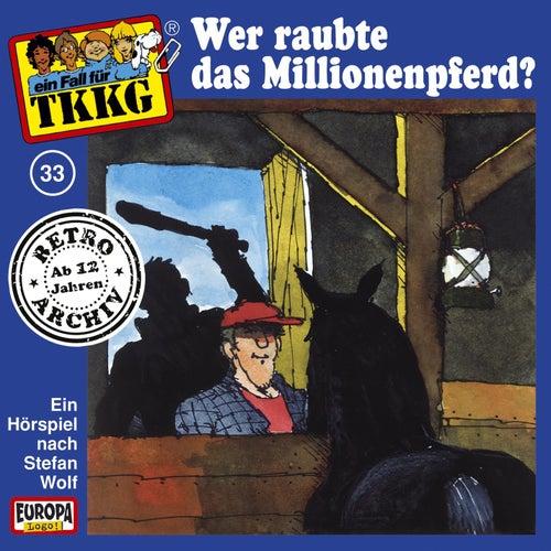 033/Wer raubte das Millionenpferd? von TKKG Retro-Archiv