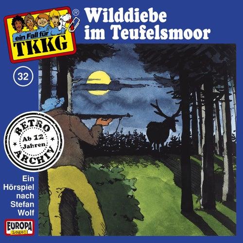 032/Wilddiebe im Teufelsmoor von TKKG Retro-Archiv
