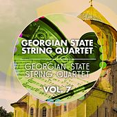 Georgian State String Quartet -, Vol. 7 de Georgian State String Quartet