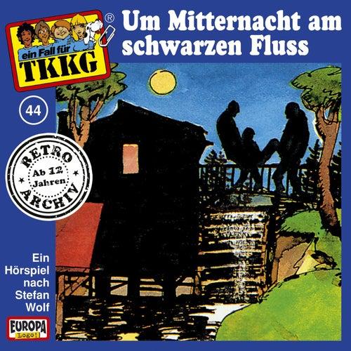 044/Um Mitternacht am schwarzen Fluß von TKKG Retro-Archiv