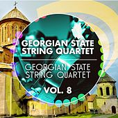 Georgian State String Quartet -, Vol. 8 de Various Artists