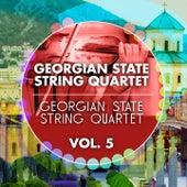 Georgian State String Quartet -, Vol. 5 de Various Artists