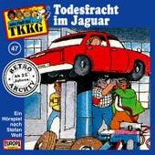 047/Todesfracht im Jaguar von TKKG Retro-Archiv