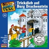 059/Trickdieb auf Burg Drachenstein von TKKG Retro-Archiv