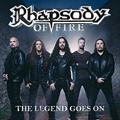 The Legend Goes On by Rhapsody Of Fire