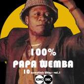 100% Papa Wemba, vol. 1 (10 Essential Titles) de Various Artists
