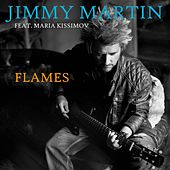 Flames by Jimmy Martin