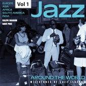 Milestones of Jazz Legends: Jazz Around the World, Vol. 1 by Various Artists