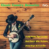 Classic Country Memories, Vol. 8 de Various Artists