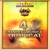 Colección 4 Grandes de la Música Tropical, Vol. 3 de Various Artists