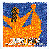 Cumbias y Gaitas Famosas de Colombia, Vol. 3 de Various Artists