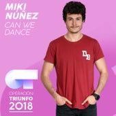 Can We Dance (Operación Triunfo 2018) de Miki Núñez