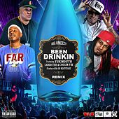 Been Drinkin (Remix) [feat. Yukmouth, Laroo Thh & Cousin Fik] de Big Omeezy