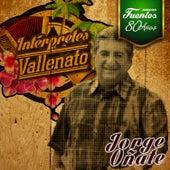 Intérpretes del Vallenato de Jorge Oñate