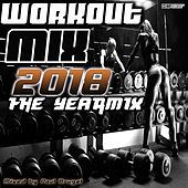 Workout Mix 2018 - The Yearmix (Mixed By Paul Brugel) de Various Artists