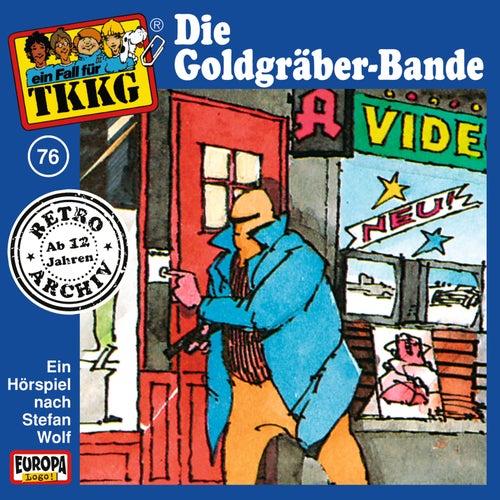 076/Die Goldgräber-Bande von TKKG Retro-Archiv