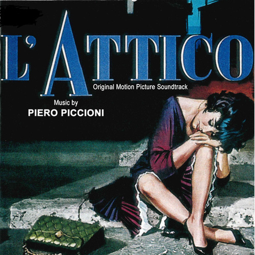 L'attico (Official motion picture soundtrack) by Piero Piccioni
