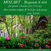 Mozart: Requiem K. 626 & Ave verum Corpus by Claudio Colombo