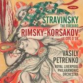Stravinsky: The Firebird & Rimsky-Korsakov: The Golden Cockerel Suite by Vasily Petrenko