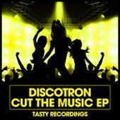 Cut The Music EP (Radio Mixes) - Single fra Discotron