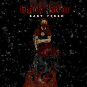 Black Horse by Baby Fresh