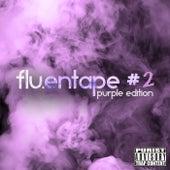 Flu.entape #2 purple edition von Various Artists