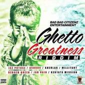 Ghetto Greatness de Various