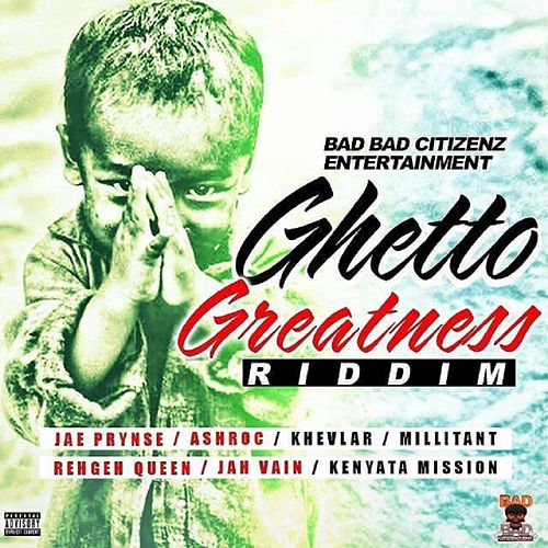 Ghetto Greatness von Various