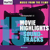 Movie Highlights Soundtracks, Vol. 10 von Mantovani & His Orchestra