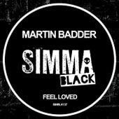Feel Loved by Martin Badder
