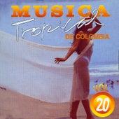 Música Tropical de Colombia (Vol. 20) de Various Artists