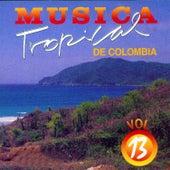 Música Tropical de Colombia (Vol. 13) de Various Artists