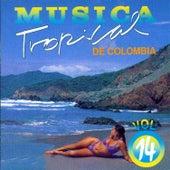 Música Tropical de Colombia (Vol. 14) de Various Artists