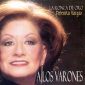 A los Varones de Helenita Vargas
