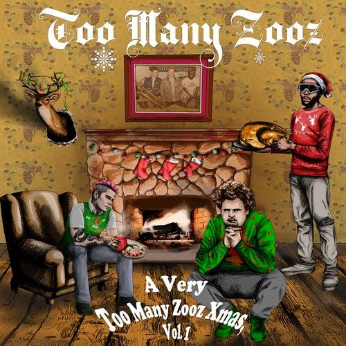 A Very Too Many Zooz Xmas, Vol. 1 by Too Many Zooz