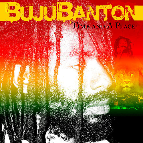 Time and a Place by Buju Banton