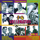 14 Vallenatos Románticos (Vol. 4) de Various Artists
