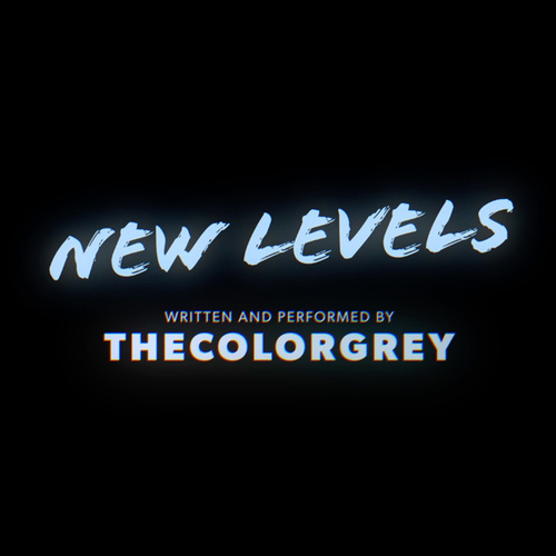 New Levels by TheColorGrey