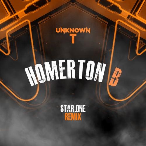 Homerton B (Star.One Remix) de Unknown T