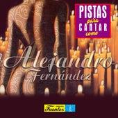 Pistas Para Cantar Como Alejandro Fernández de Mariachi Garibaldi