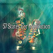 57 States For Meditation de Zen Meditation and Natural White Noise and New Age Deep Massage